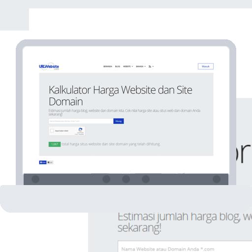 UrlWebsite Situs Cek Harga Website